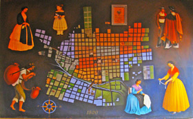 Tlaquepaque maps